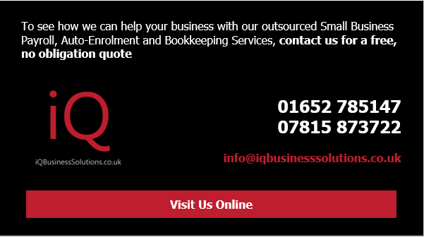 iQ Business Solutions contact deatails